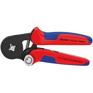 Draper - Knipex 97 53 04SBE Self Adjusting Ferrule Crimping Pliers