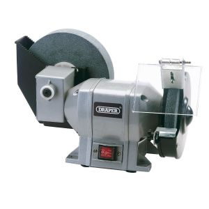 Draper - Wet and Dry Bench Grinder (250W)