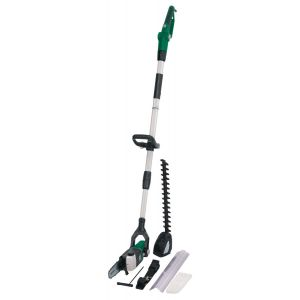 Draper - Long Reach Polesaw and Hedge Trimmer (800W)