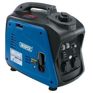 Draper - Draper 1.6kW Petrol Inverter Generator