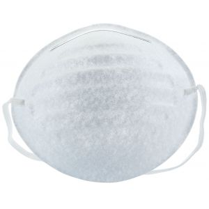 Draper - Pack of 5 Disposable Nuisance Dust Masks