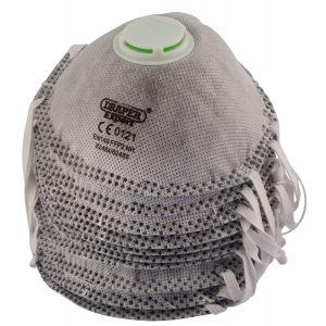 Draper - FFP2 NR Welding Dust Mask (pack of 10)