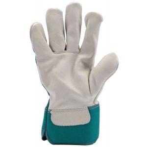 Draper - Premium Leather Gardening Gloves - XL