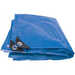 Draper - Heavy Duty Polyethylene Tarpaulin (4m x 6m)