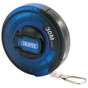 Draper - Steel Measuring Tape (30M/100ft)