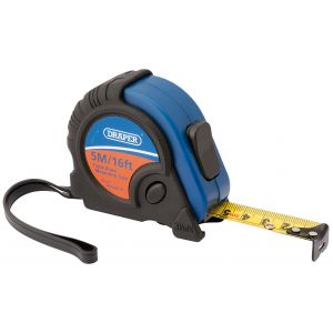 Draper - Professional Measuring Tape (5M/16ft)