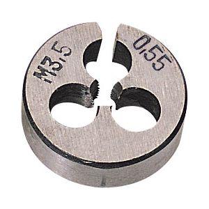 "Draper - 13/16"" Outside Diameter 3.5mm Coarse Circular Die"