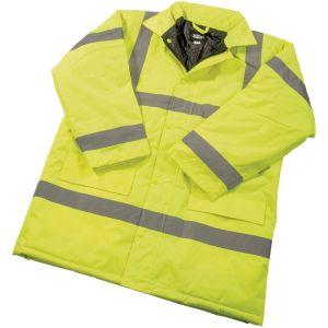 Draper - High Visibility Traffic Jacket - Size XL