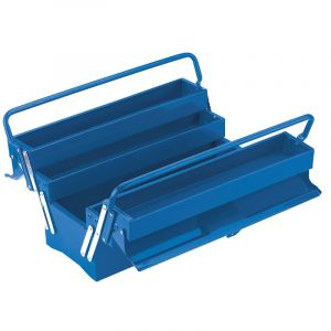 Draper - 500mm Extra Long Four Tray Cantilever Tool Box