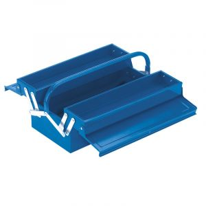 Draper - 404mm 2 Tray Cantilever Tool Box
