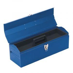 Draper - 485mm Barn Type Tool Box with Tote Tray