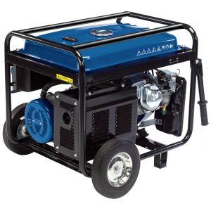 Draper - Petrol Generator with Wheels (2.5kVA/2.5kW)