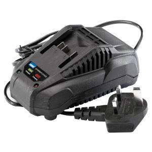 Draper - Draper Storm Force® 20V Charger For Power Interchange Range of Batteries