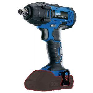 "Draper - Draper Storm Force® 20V 1/2"" Mid-Torque Impact Wrench (250Nm) - Bare"
