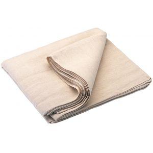 Draper - 3.6 x 3.6M Cotton Dust Sheet
