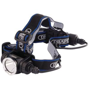 Draper - 10W Rechargeable LED Head Torch