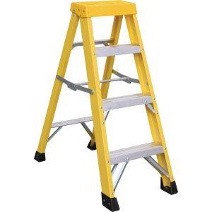 Draper - Fibreglass 3 Step Ladder