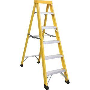Draper - Fibreglass 5 Step Ladder