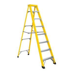 Draper - Fibreglass 7 Step Ladder