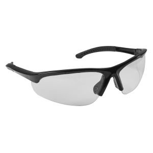 Sealey Zante Style Clear Safety Glasses with Adjustable Arms