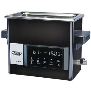 Draper - Ultrasonic Cleaning Tank (9L)