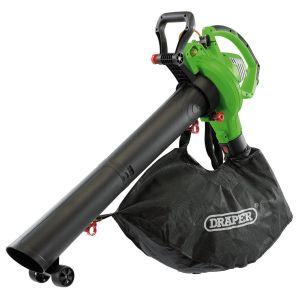 Draper - Garden Vacuum/Blower/Mulcher (3200W)