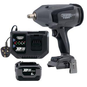 """Draper - XP20 1/2"""" Impact Wrench Kit"""