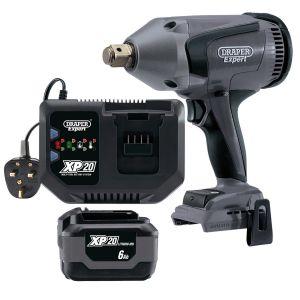 """Draper - XP20 3/4"""" Impact Wrench Kit"""