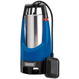 Draper - Submersible Dirty Water Pump with Float Switch (850W)