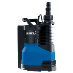 Draper - Submersible Water Pump With Integral Float Switch (400W)