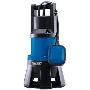 Draper - Submersible Dirty Water Pump with Float Switch (1300W)