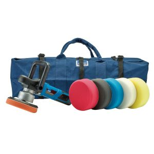 Draper - 150mm Dual Action Polisher Kit