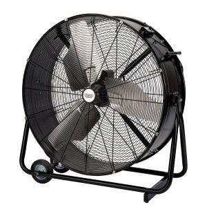 """Draper - 36"""" High Flow Drum Fan (900mm)"""