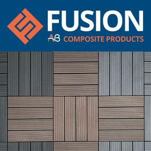 AB Fusion Composite Decking Tiles
