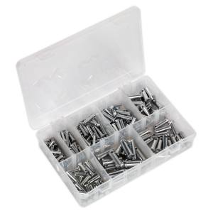 Sealey Clevis Pin Assortment 200pc - Imperial