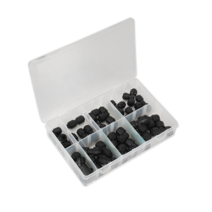 Sealey Speedfit® Coupling Assortment 32pc Ø6 & Ø8mm Metric