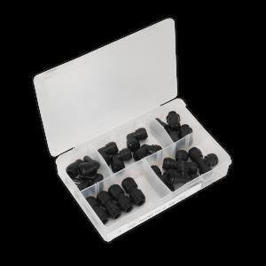 Sealey Speedfit® Coupling Assortment 20pc Ø10mm Metric