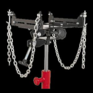 Sealey Adjustable Gearbox Support 500kg Capacity for 300ETJ & 500ET