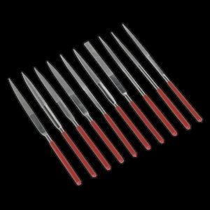 Sealey Diamond Needle File Set 10pc