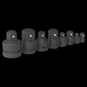 Sealey Impact Socket Adaptor Set 8pc