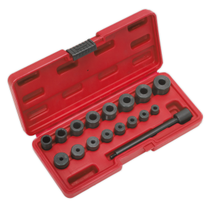 Sealey Universal Clutch Aligning Tool Set 17pc