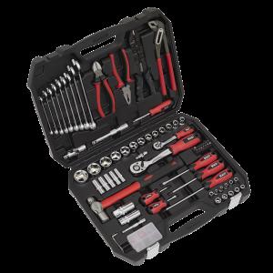 Sealey Mechanic's Tool Kit 100pc