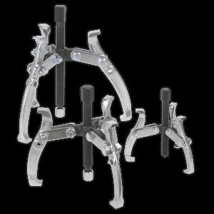 Sealey Gear Puller Set 3pc Triple Leg