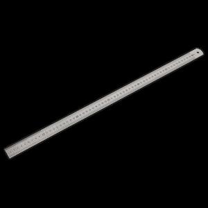 """Sealey Steel Rule 600mm/24"""""""