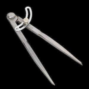 Sealey Locking Wing Divider 200mm