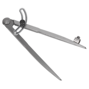Sealey Locking Wing Divider with Compass 200mm