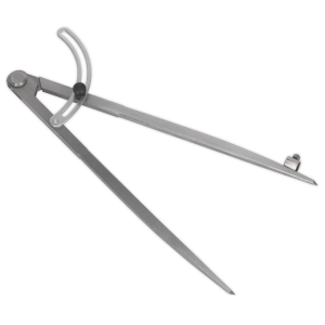Sealey Locking Wing Divider with Compass 300mm
