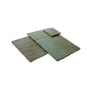 Strata Stone - The Amalfi Collection Patio Packs - Camel