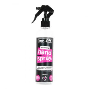 Muc-Off Antibacterial Sanitising Hand Spray 250ml