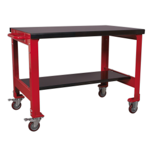 Sealey Mobile Workbench 2-Level